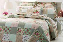 Bedspreads etc