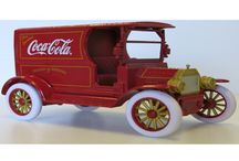 All Things Coca Cola / Anything and everything advertising Coke / by Anna Kimm-Wilson
