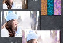 free photography actions and overlays