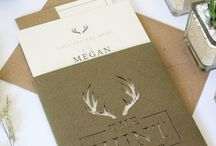 Stag Inspired Stationery