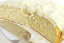 Cakes, Desserts & Sweet Snacks