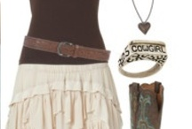 Cowgirls N' outfit