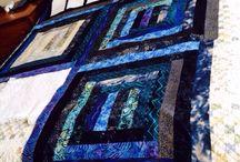 Tardis Quilt Ideas / Tardis quilt ideas.  Dr. Who.