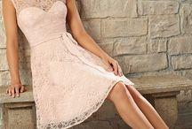 Lerato's bridesmaids dresses