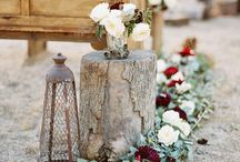 Aisle Decor/Design