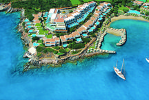 Crete - Elounda Peninsula / Elounda peninsula ALL SUITE HOTEL, a hotel with no rooms...only suites!  Positioned on a peninsular stretch of land it enjoys an outstanding location overlooking the Bay of Elounda. The most Exclusive Hotel in Elounda !