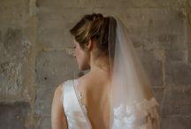 Accessoires mariage / Voiles de mariée, boléro, pochette de mariage/ Bridal veils and bolero