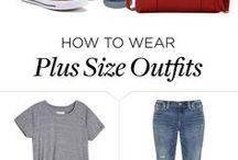 Women's fashion plus sizes