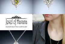 Pearl Jewelry by Jewel of Havana / Pearl Jewelry, Pearl Necklaces, Pearl Bracelets, Pearl Earrings, Pearl Birthstone Jewelry (June Birthstone Jewelry), etc.