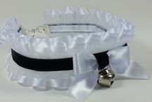 Cutie chokers&collars / Here are some of cosplay collars for cosplayers or some petplayers