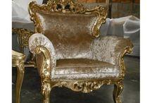 Gold baroque