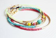 To make: jewelry / by Samantha Hall