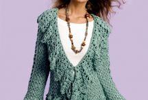 Knitted/Crochet Tops