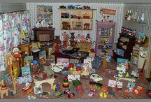 Sinterklaashuis / poppenhuis / Sinterklaashuis poppenhuis