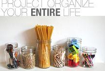 Organising things