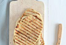 Brood met knoflook
