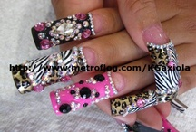 Nails / hair_beauty / by brandi blum
