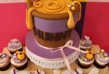 Party - Pooh Bear Cake