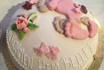 Tårtor / Vackra tårtor och andra bakverk