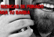 ¡Cuidados para la barba! / Una colección de consejos y tips para cuidar tu barba. Como recortar la barba, estilos para tu vello facial, aceites para la barba y otros productos caseros que puedes crear para mantener tu barba siempre sexy.