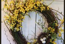 Cloches and Wreaths