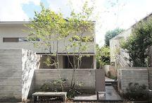 Japanease Modern Garden