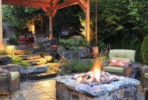 Outdoor Space / Outdoor Decor.