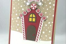 Stampin' Up Sweet home