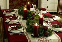 stolovanie vianoc