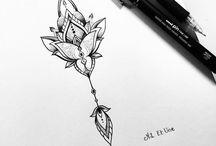 moje tetování