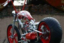 Мотоциклы bobber и chopper