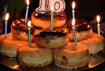 Verjaardag Dieudonnee 15 jaar