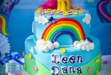 My Little Pony Party Ideas / My Little Pony party Ideas, Decorations & Themes. Host a pretty and colourful My Little Pony party to remember with these plates, cups, decorations, favors, catering ideas, cakes and other My Little Pony party supplies.