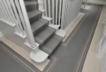 Off The Loom Stair Runner | Gainford 1 - Installation 2