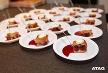 Gerechten door ATAG / Laat je inspireren door de gerechten van ATAG, gemaakt in één van onze apparaten.