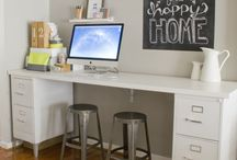 Home office/work station