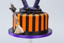 Rossmoor Pastries Halloween Specialties / Halloween pastries and cakes