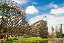 Indian Trails   Let's Visit Theme Parks / There's lots of fun to be had at theme parks. We can transport your group/