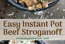 Instant Pot / Slow Cooker Recipes!