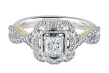 "TRULY Zac Posen / Celebrity designer Zac Posen's collection of engagement rings and wedding bands for Helzberg Diamonds is rooted in modern American glamour, yet reflects timelessness and true romantic femininity. ""Truly is my love note to a bride on her most beautiful day."" - Zac Posen / by Helzberg Diamonds"