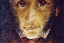 Portraits of Pushkin / Портреты Пушкина