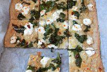 Ζύμη, Πίτες & Pizza