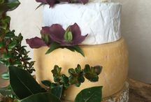 Our Cheese Towers / A collection of cheese towers that we have created.