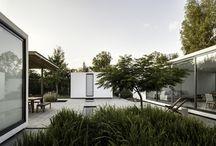 Arkkitehtuuri ja talot