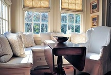 Decorating-Nooks, Crannies and Cozy Corners / by Marianna