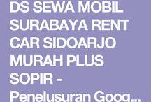 RENTAL MOBIL SURABAYA DS-rent car.com / RENTAL MOBIL SURABAYA DS-rent car melayani sewa mobil murah di surabaya. Ds-rent car meberikan pelayanan yang mengutamakan kwalitas mutu pelayanan terhadap konsumen.Tlp: 03185581017 , 081330111843