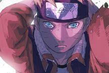 Naruto uzumaki personagen da minha vida