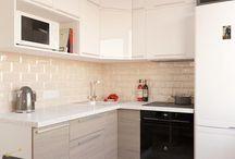 Flat 200 кухня