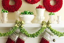 Christmas Red & Green / by Krista Young