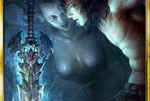 LoC Beauty / Legend of the cryptids art and beauty